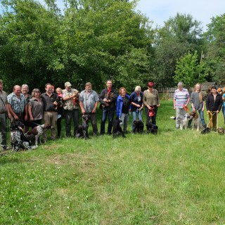 Begleithundekurs und Grundkurs für Jagdhunde 2019